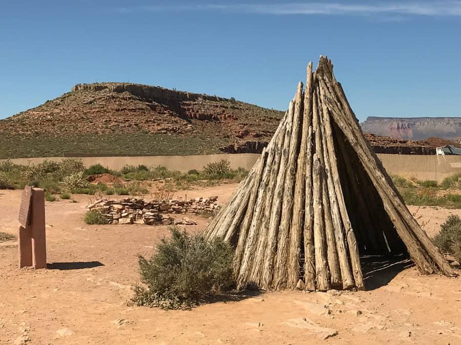 Indianie w USA domy