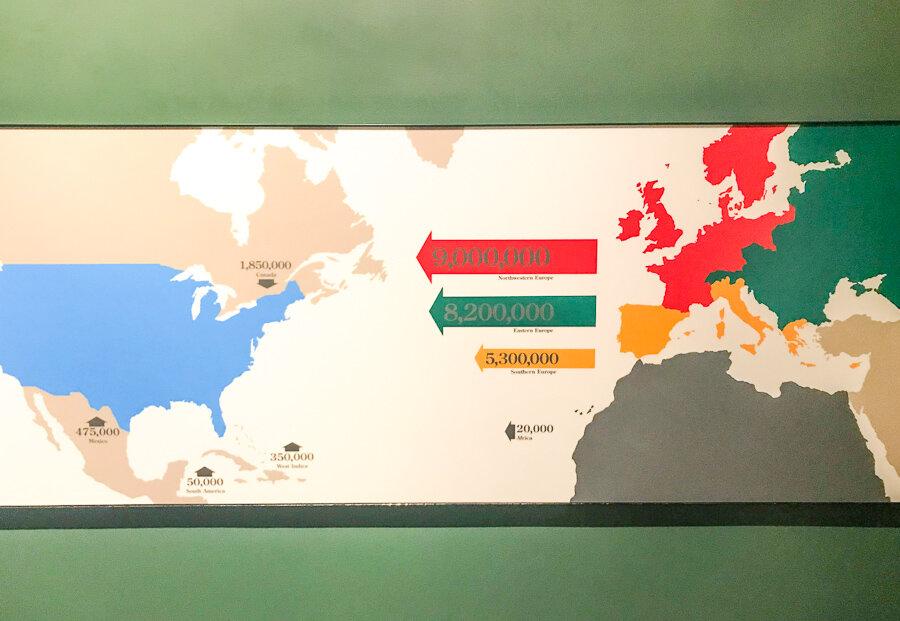 Wielka Emigracja do USA