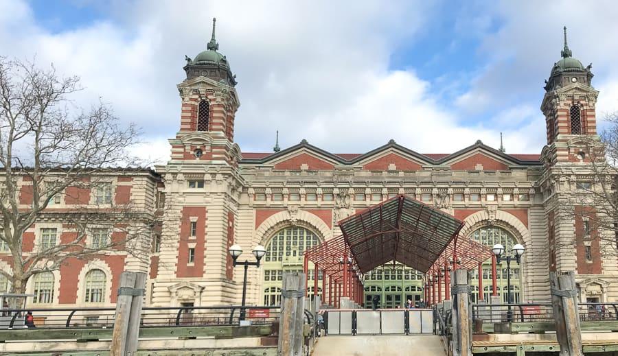 Ellis Island 2019