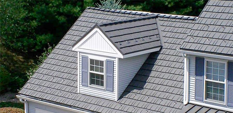 dach w domu w usa