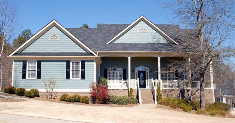 Jak wyglądają domy w USA