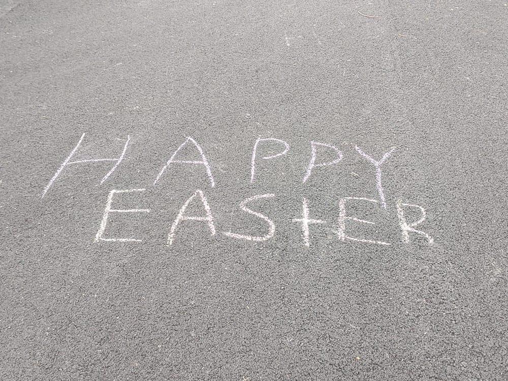 Wielkanoc w USA - Easter